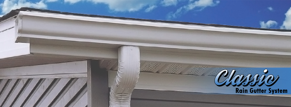 Classic 5 Quot Residential Laporte Seamless Gutter